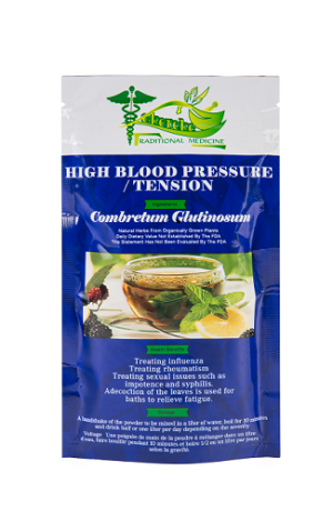 High Blood Pressure & Tension
