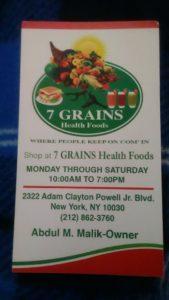 7 grains 169x300 - 7 grains