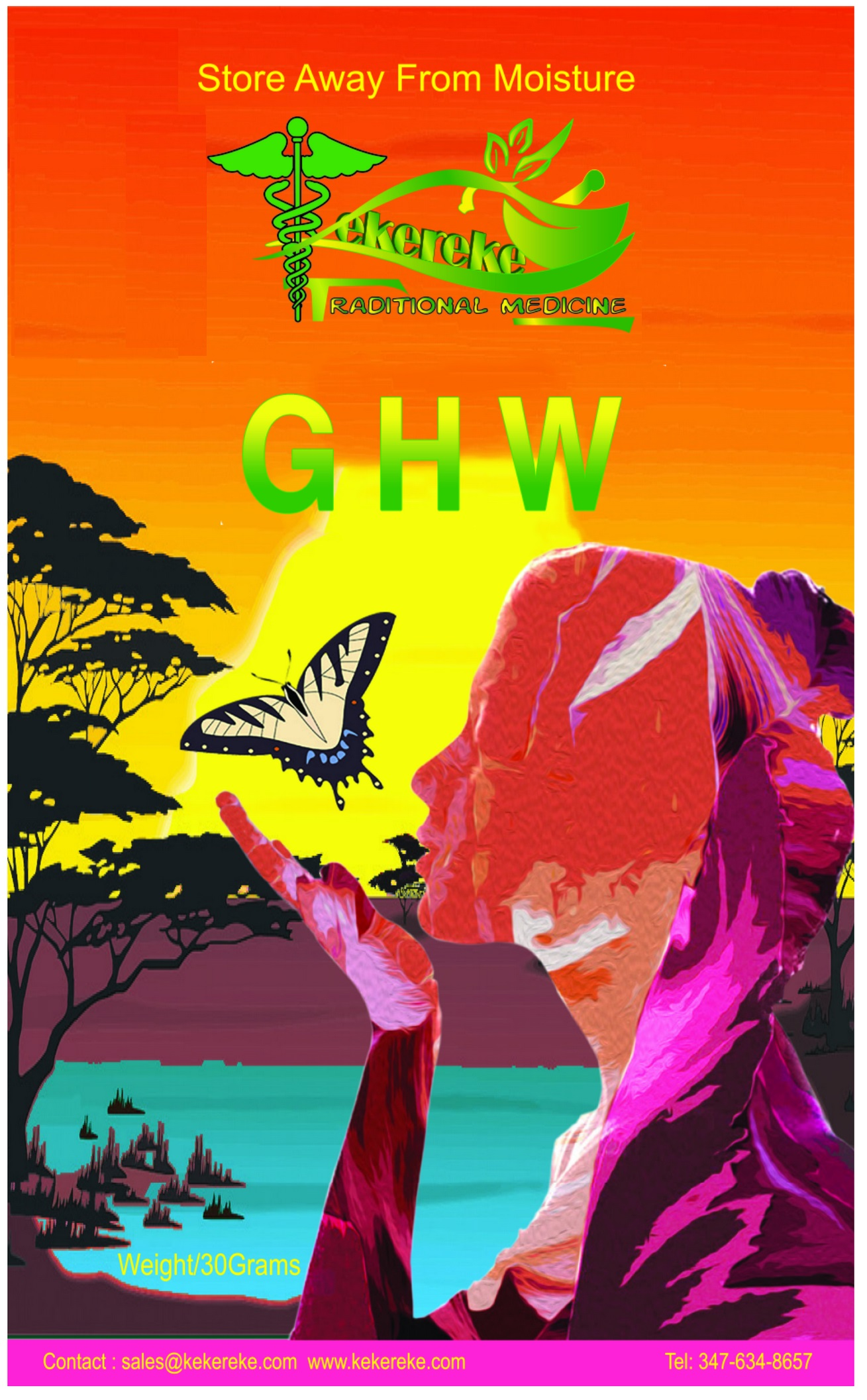 GHW Product - Breast Cancer - G.H.W