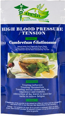 HIGH BLOOD PRESSURE - Kekereke High Blood Pressure/Tension Formula