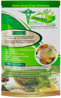 KEKEREKE HIGH ENERGY - Kekereke Digestion & Multipurpose Formula