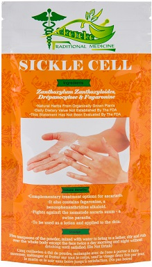 SICKLE CELL - Kekereke Sickle Cell Formula